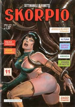 Copertina SKORPIO ANNO 26 n.9 - SKORPIO 2002             9, EDITORIALE AUREA