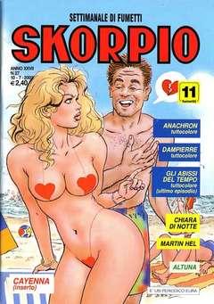 Copertina SKORPIO ANNO 27 n.27 - SKORPIO 2003            27, EDITORIALE AUREA