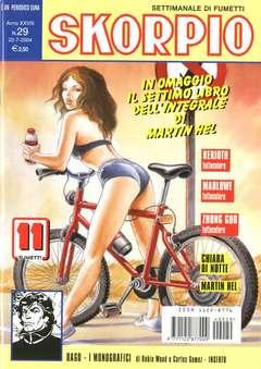 Copertina SKORPIO ANNO 28 n.29 - SKORPIO 2004            29, EDITORIALE AUREA