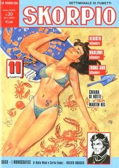 Copertina SKORPIO ANNO 28 n.30 - SKORPIO 2004            30, EDITORIALE AUREA