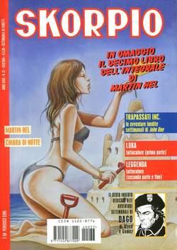 Copertina SKORPIO ANNO 28 n.37 - SKORPIO 2004            37, EDITORIALE AUREA