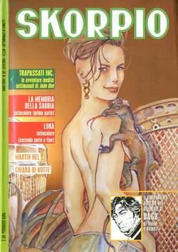 Copertina SKORPIO ANNO 28 n.38 - SKORPIO 2004            38, EDITORIALE AUREA