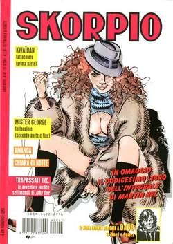 Copertina SKORPIO ANNO 28 n.43 - SKORPIO 2004            43, EDITORIALE AUREA