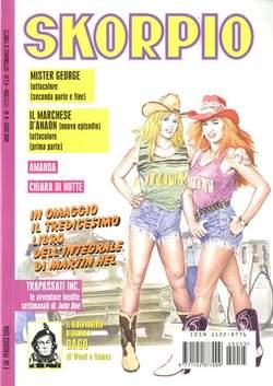 Copertina SKORPIO ANNO 28 n.45 - SKORPIO 2004            45, EDITORIALE AUREA