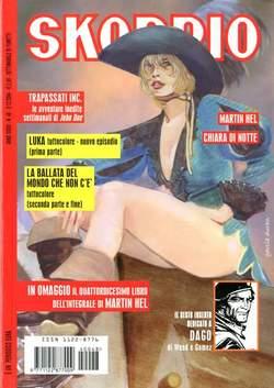 Copertina SKORPIO ANNO 28 n.48 - SKORPIO 2004            48, EDITORIALE AUREA