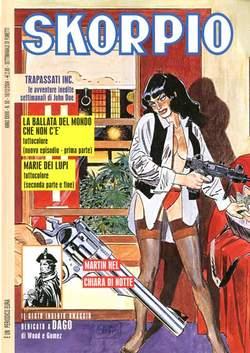 Copertina SKORPIO ANNO 28 n.50 - SKORPIO 2004            50, EDITORIALE AUREA