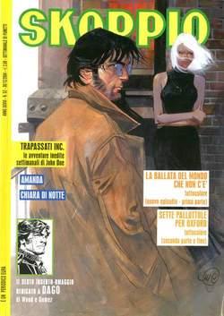 Copertina SKORPIO ANNO 28 n.52 - SKORPIO 2004            52, EDITORIALE AUREA