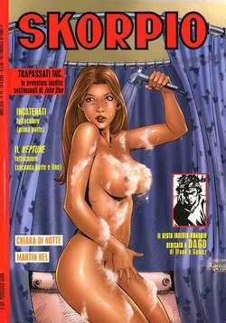 Copertina SKORPIO ANNO 29 n.14 - SKORPIO 2005            14, EDITORIALE AUREA