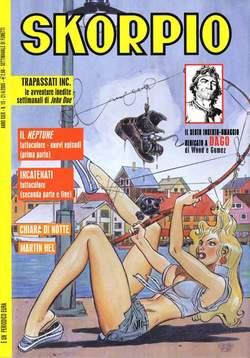Copertina SKORPIO ANNO 29 n.15 - SKORPIO 2005            15, EDITORIALE AUREA