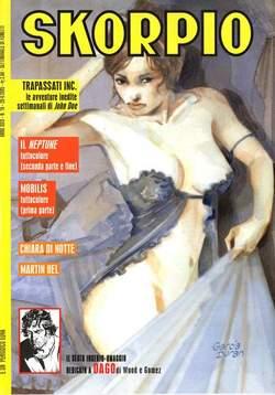 Copertina SKORPIO ANNO 29 n.16 - SKORPIO 2005            16, EDITORIALE AUREA