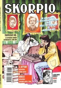 Copertina SKORPIO ANNO 29 n.17 - SKORPIO 2005            17, EDITORIALE AUREA
