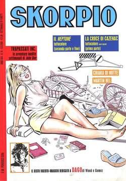 Copertina SKORPIO ANNO 29 n.18 - SKORPIO 2005            18, EDITORIALE AUREA