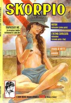 Copertina SKORPIO ANNO 29 n.20 - SKORPIO 2005            20, EDITORIALE AUREA