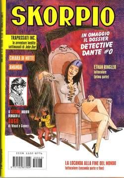 Copertina SKORPIO ANNO 29 n.23 - SKORPIO 2005            23, EDITORIALE AUREA
