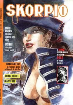 Copertina SKORPIO ANNO 29 n.24 - SKORPIO 2005            24, EDITORIALE AUREA