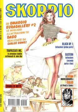 Copertina SKORPIO ANNO 29 n.25 - SKORPIO 2005            25, EDITORIALE AUREA