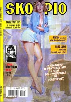 Copertina SKORPIO ANNO 29 n.27 - SKORPIO 2005            27, EDITORIALE AUREA
