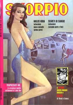 Copertina SKORPIO ANNO 29 n.32 - SKORPIO 2005            32, EDITORIALE AUREA