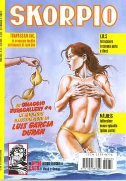 Copertina SKORPIO ANNO 29 n.37 - SKORPIO 2005            37, EDITORIALE AUREA