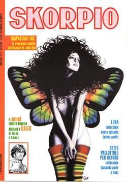 Copertina SKORPIO ANNO 29 n.42 - SKORPIO 2005            42, EDITORIALE AUREA