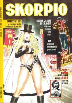 Copertina SKORPIO ANNO 29 n.44 - SKORPIO 2005            44, EDITORIALE AUREA