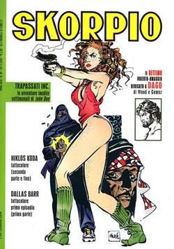 Copertina SKORPIO ANNO 29 n.46 - SKORPIO 2005            46, EDITORIALE AUREA