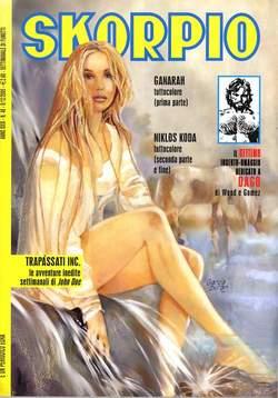 Copertina SKORPIO ANNO 29 n.48 - SKORPIO 2005            48, EDITORIALE AUREA