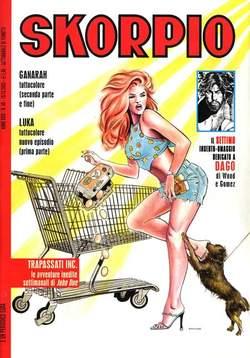 Copertina SKORPIO ANNO 29 n.49 - SKORPIO 2005            49, EDITORIALE AUREA