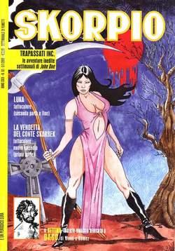 Copertina SKORPIO ANNO 29 n.52 - SKORPIO 2005            52, EDITORIALE AUREA