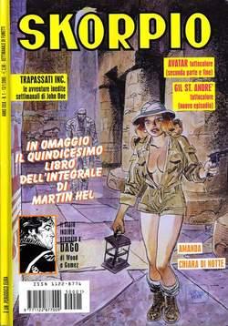 Copertina SKORPIO ANNO 29 n.1 - SKORPIO 2005             1, EDITORIALE AUREA