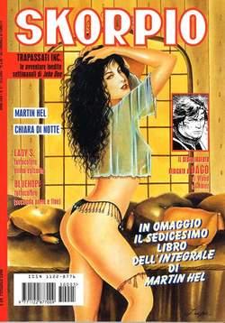 Copertina SKORPIO ANNO 29 n.5 - SKORPIO 2005             5, EDITORIALE AUREA