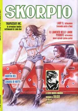 Copertina SKORPIO ANNO 29 n.6 - SKORPIO 2005             6, EDITORIALE AUREA