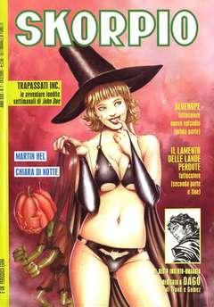 Copertina SKORPIO ANNO 29 n.7 - SKORPIO 2005             7, EDITORIALE AUREA