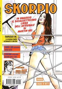Copertina SKORPIO ANNO 29 n.9 - SKORPIO 2005             9, EDITORIALE AUREA