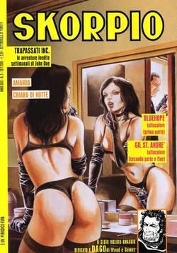 Copertina SKORPIO ANNO 29 n.2 - SKORPIO 2005             2, EDITORIALE AUREA