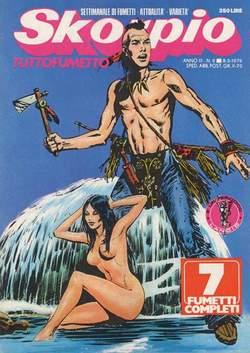 Copertina SKORPIO ANNO  3 n.9 - SKORPIO 1979             9, EDITORIALE AUREA
