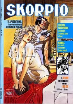 Copertina SKORPIO ANNO 30 n.10 - SKORPIO 2006            10, EDITORIALE AUREA
