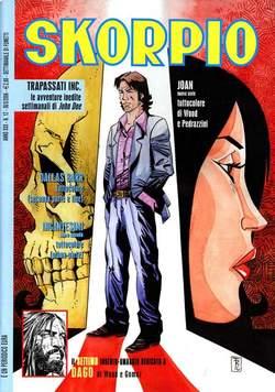 Copertina SKORPIO ANNO 30 n.12 - SKORPIO 2006            12, EDITORIALE AUREA