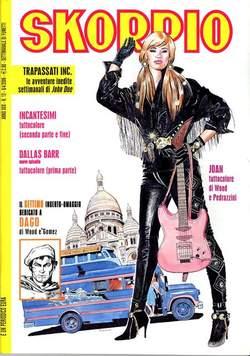 Copertina SKORPIO ANNO 30 n.13 - SKORPIO 2006            13, EDITORIALE AUREA