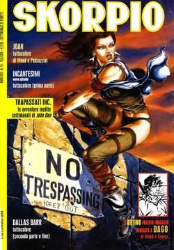 Copertina SKORPIO ANNO 30 n.14 - SKORPIO 2006            14, EDITORIALE AUREA