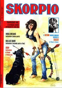 Copertina SKORPIO ANNO 30 n.16 - SKORPIO 2006            16, EDITORIALE AUREA