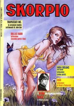 Copertina SKORPIO ANNO 30 n.18 - SKORPIO 2006            18, EDITORIALE AUREA