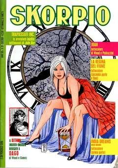 Copertina SKORPIO ANNO 30 n.20 - SKORPIO 2006            20, EDITORIALE AUREA