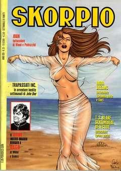 Copertina SKORPIO ANNO 30 n.23 - SKORPIO 2006            23, EDITORIALE AUREA