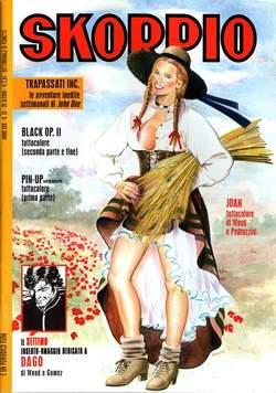 Copertina SKORPIO ANNO 30 n.25 - SKORPIO 2006            25, EDITORIALE AUREA