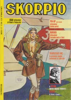 Copertina SKORPIO ANNO 30 n.27 - SKORPIO 2006            27, EDITORIALE AUREA