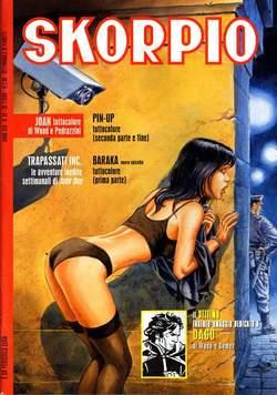 Copertina SKORPIO ANNO 30 n.28 - SKORPIO 2006            28, EDITORIALE AUREA
