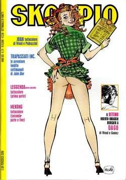 Copertina SKORPIO ANNO 30 n.31 - SKORPIO 2006            31, EDITORIALE AUREA