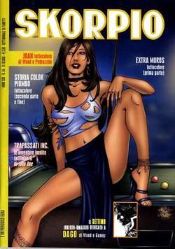 Copertina SKORPIO ANNO 30 n.34 - SKORPIO 2006            34, EDITORIALE AUREA
