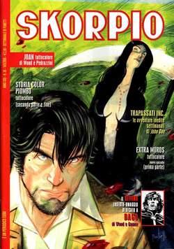 Copertina SKORPIO ANNO 30 n.36 - SKORPIO 2006            36, EDITORIALE AUREA